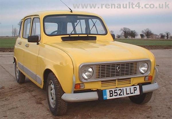 Renault 444